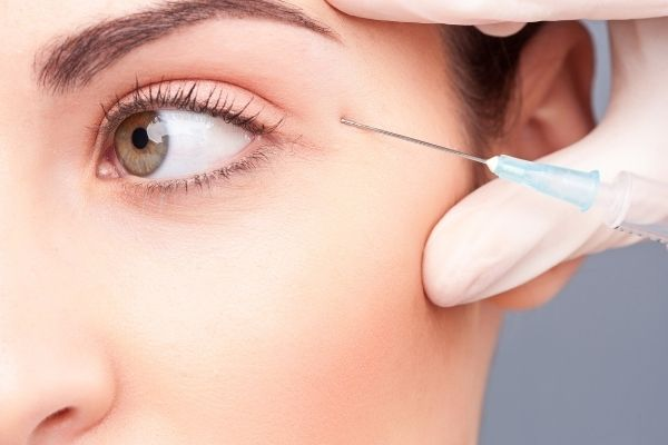 Botox Treat Eyelids Spasms