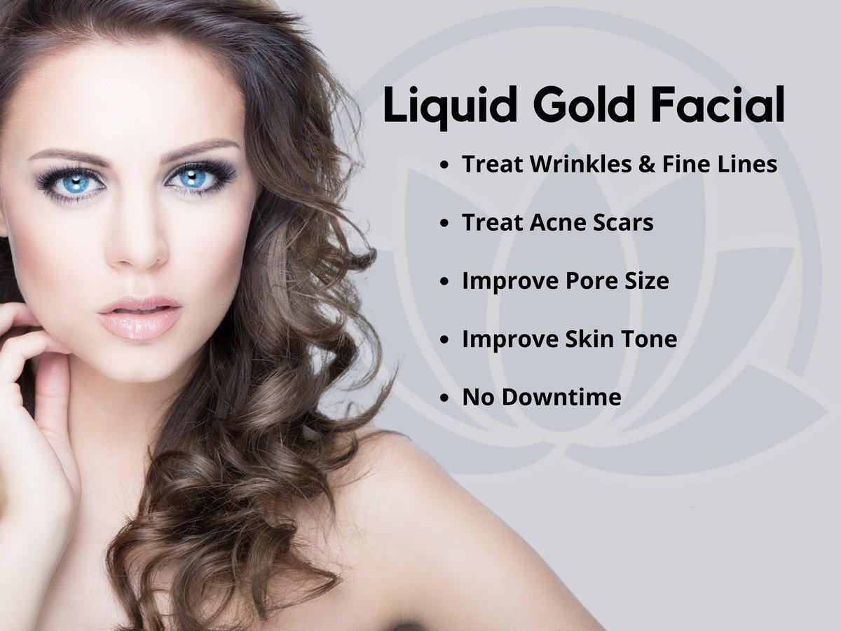 Liquid Gold Facial - Avon, CT